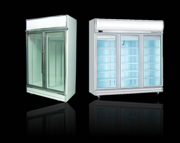 Streamline refrigeration